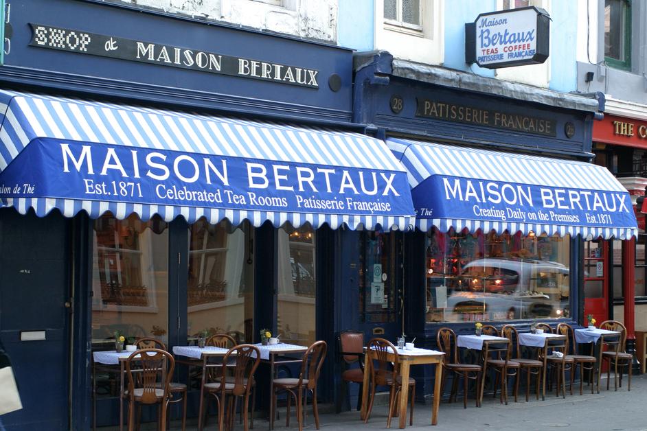 Maison Bertaux Gallery