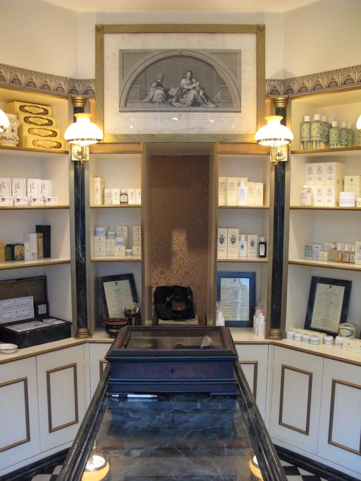 Farmacia Santa Maria Novella