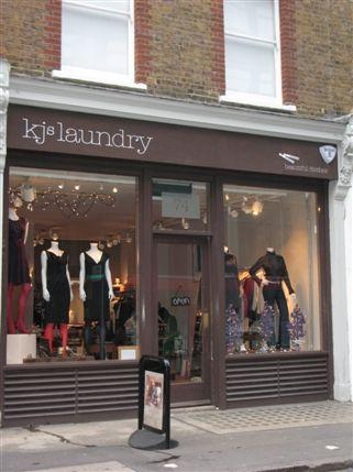 KJ's Laundry
