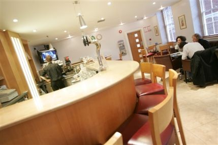 The Adjournment Café Bar