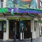 Ambassadors Theatre hotels title=