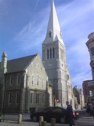 St Barnabas Pimlico