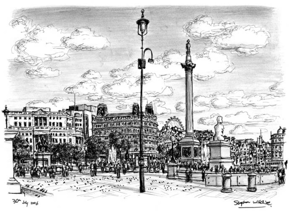 Stephen Wiltshire Gallery