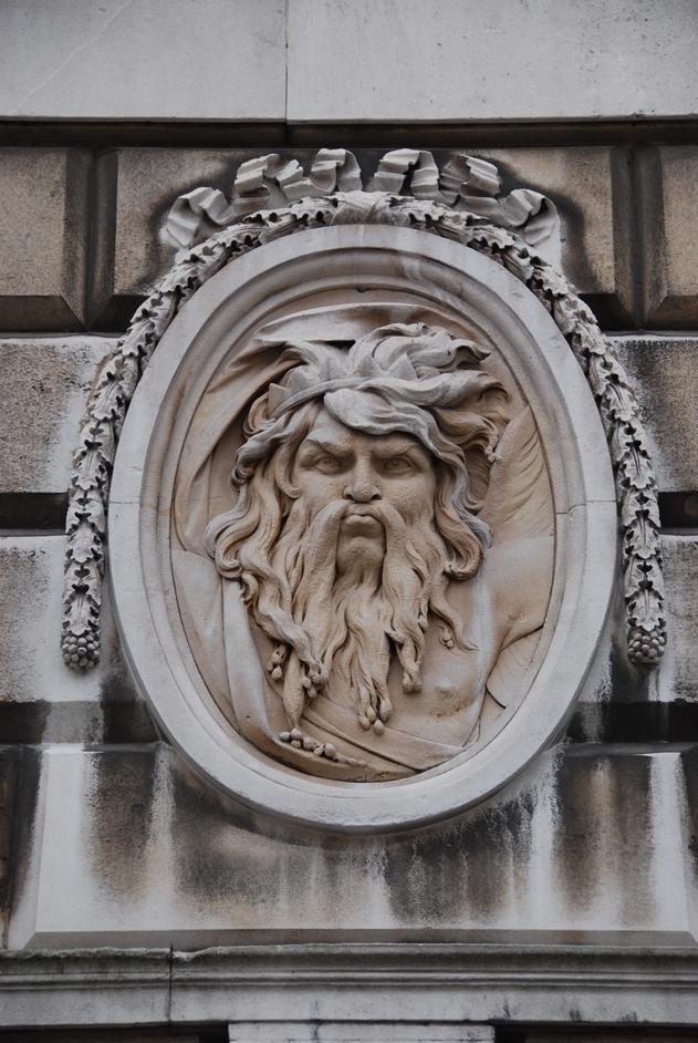 Somerset House: Embankment Galleries - Somerset House Exterior
