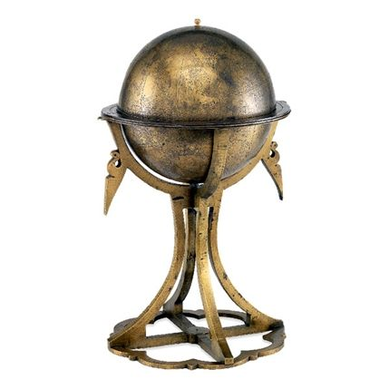 Babylon - Celesital globe - a three-dimensional map of the stars, used since classical times