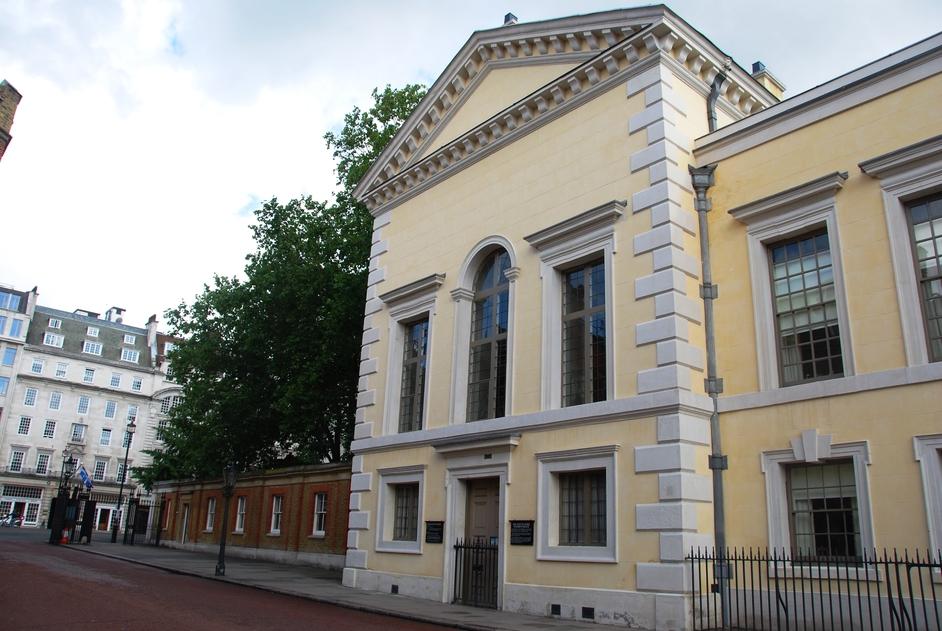 St Jamess Street - St James's Palace Queen's Chapel