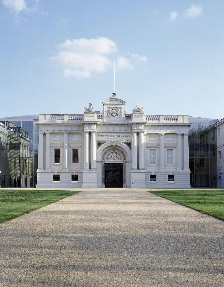 The Queen's House - National Maritime Museum