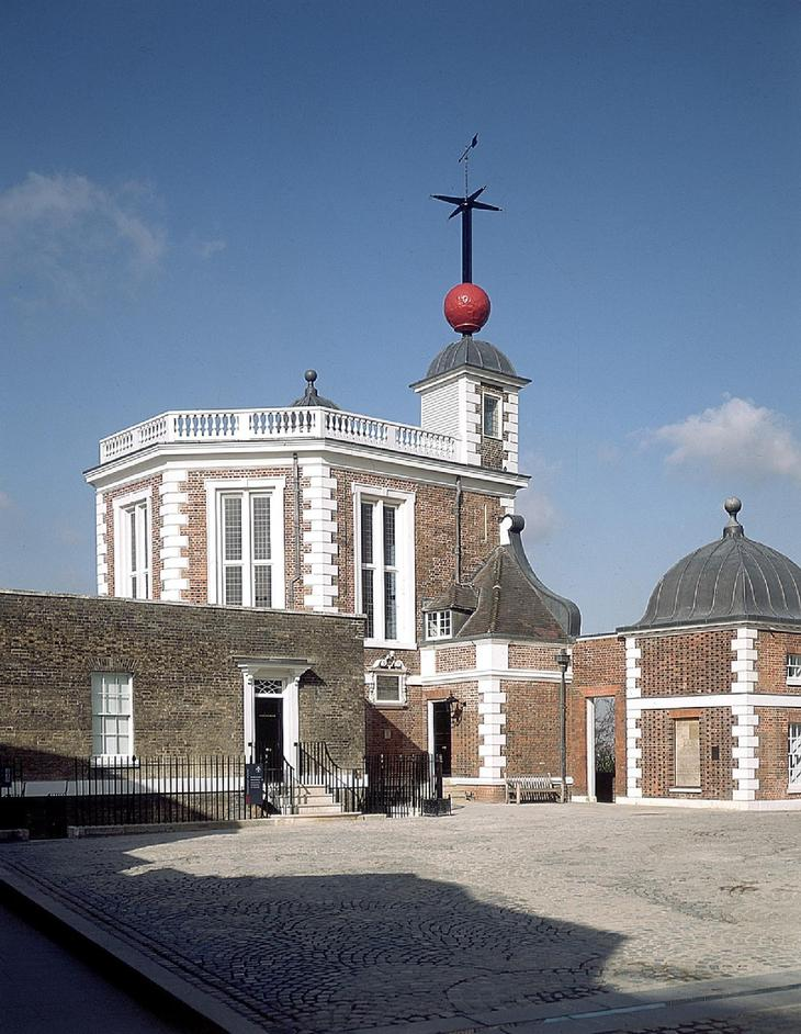 Old Royal Naval College - Flamsteed building and courtyard © National Maritime Museum