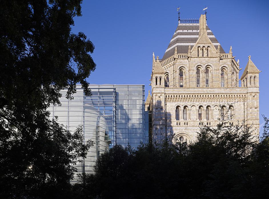Natural History Museum - Darwin Centre - Copyright Torben Eskerod, Natural History Museum