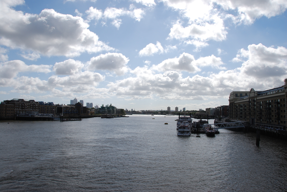 River Thames - The Old Port Of London