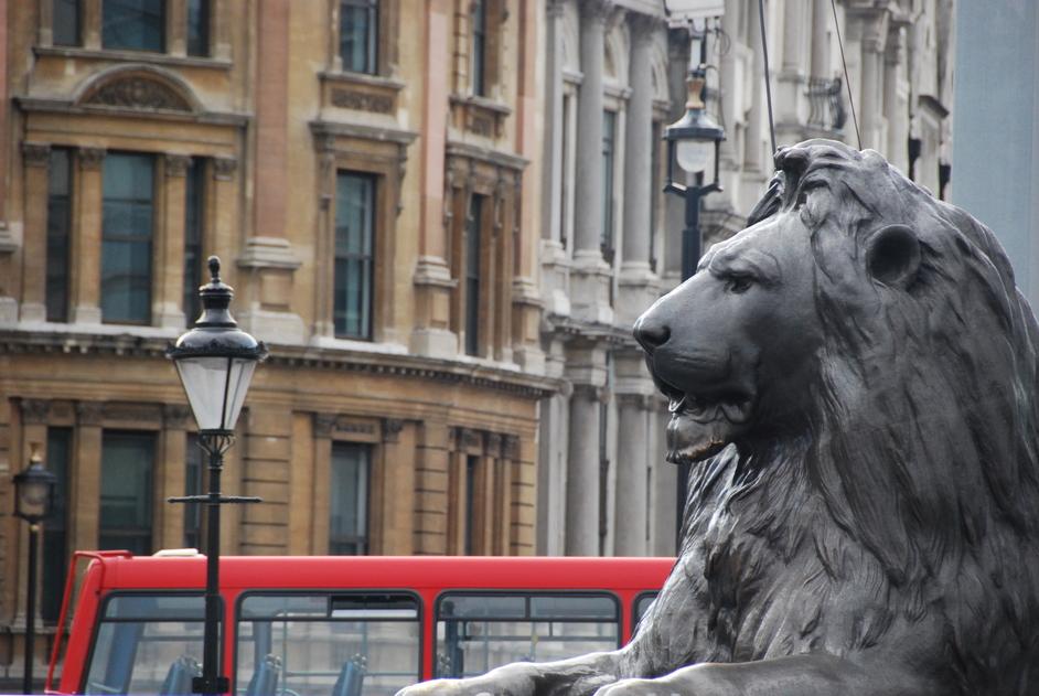 The West End - Trafalgar Square