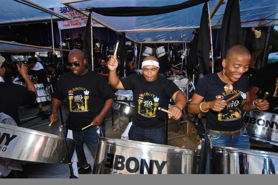 Exhibition Road Show - Ebony Steelband