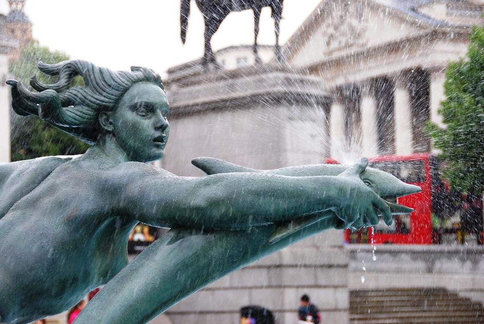Spring Gardens - Trafalgar Square