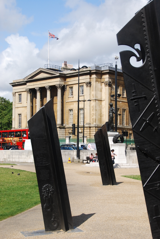 Apsley House - View Of Apsley House From Hyde Park Corner