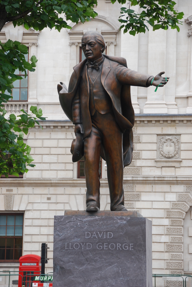 Statues of david