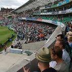 The Kia Oval Cricket Ground