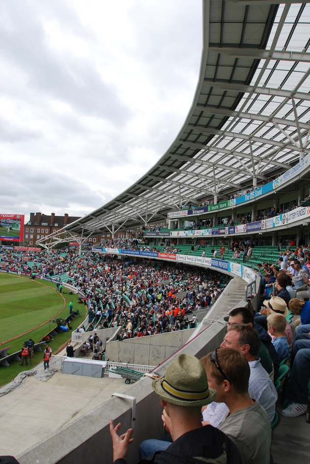 The Kia Oval Cricket Ground - The Oval Cricket Ground