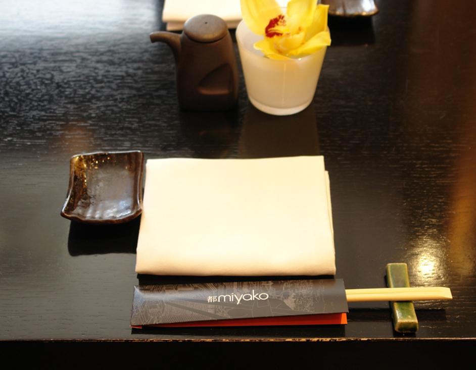 Miyako at Andaz