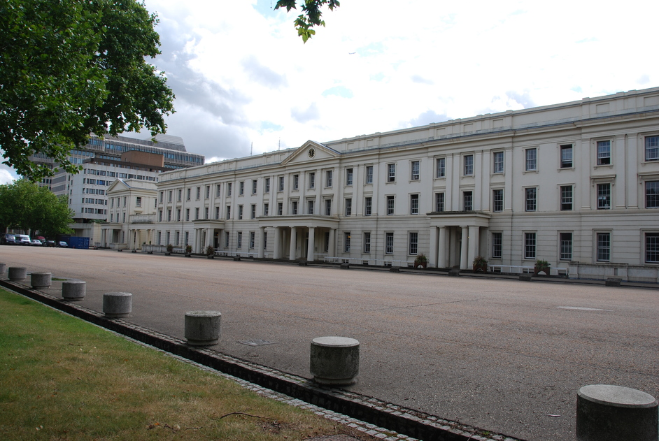 SW1E 6HQ - Wellington Barracks Exterior