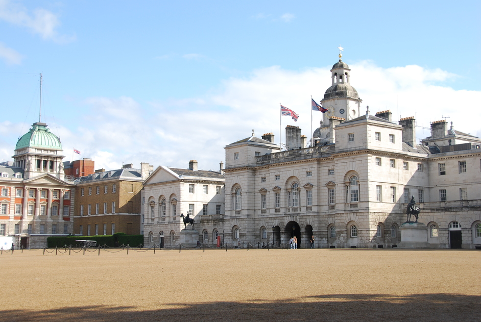 Horse Guards Parade - Horse Guards