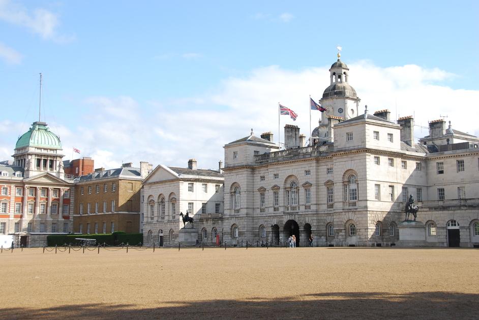 Horse Guards Parade - Horse Guards