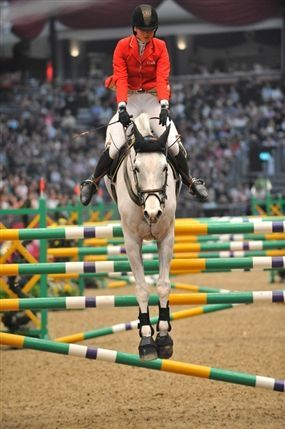 London International Horse Show 2012
