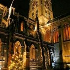 Southwark Cathedral Carols & Services hotels title=