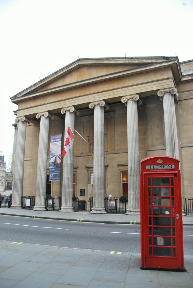 Canada House Gallery - Canada House Exterior