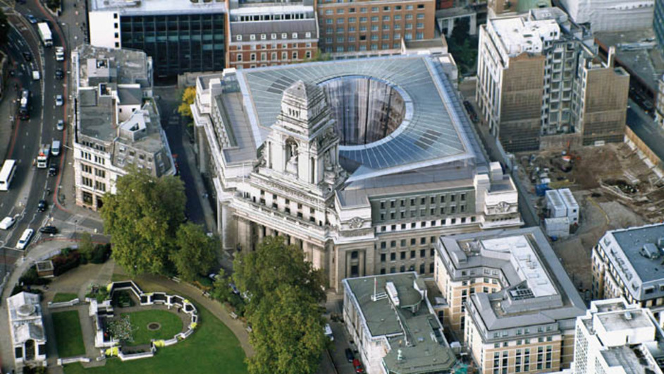 Image result for Four Seasons at Ten Trinity Square, London