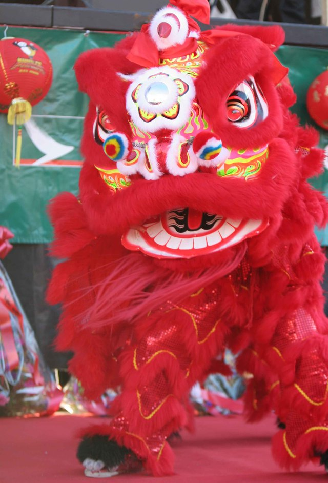 London's Chinese New Year - James O Jenkins