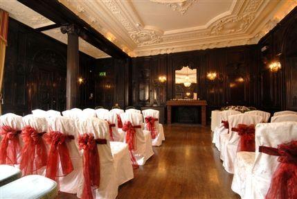 Churchill Room (first floor)