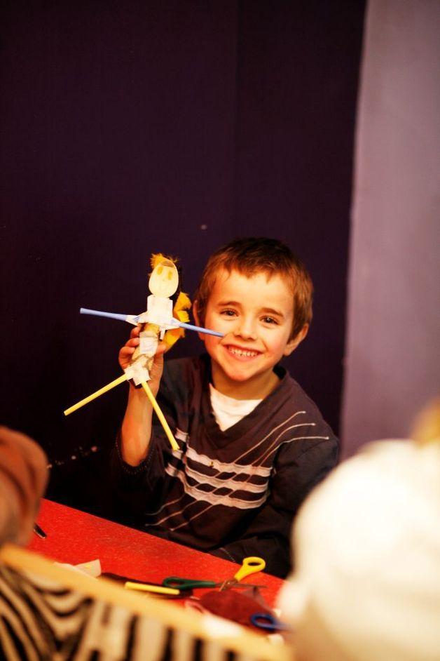 Discover Children's Story Centre - ©Keith Saunders