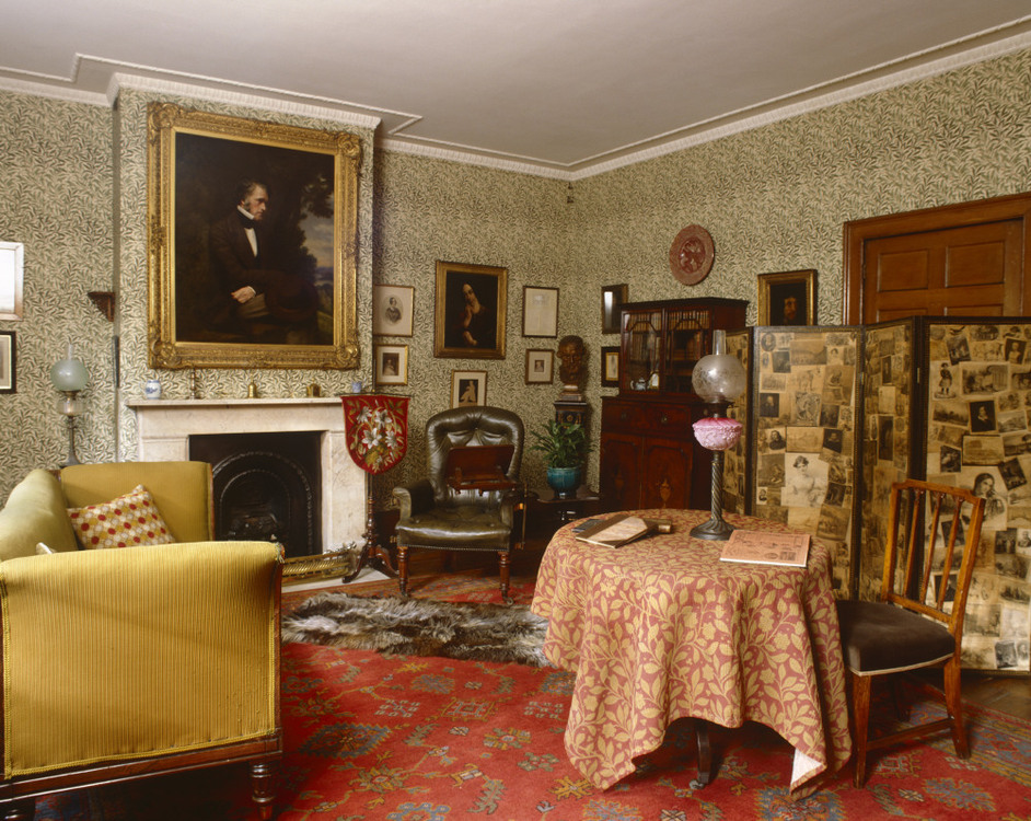 National Trust: Carlyle's House