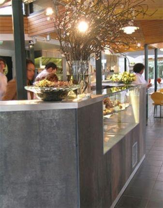 The Garden Caf�, Regent's Park