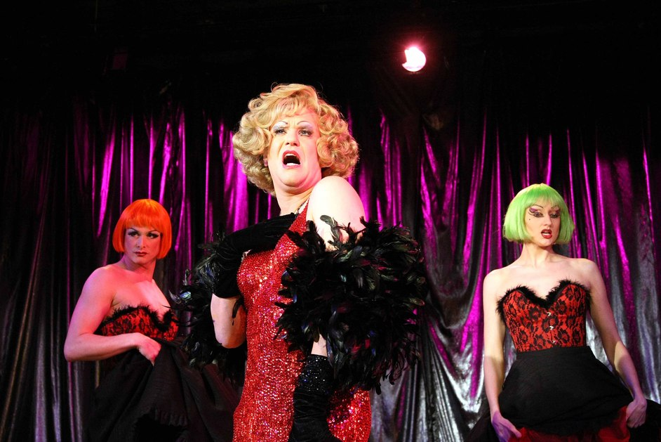 La Cage aux Folles - credit Alastair Muir