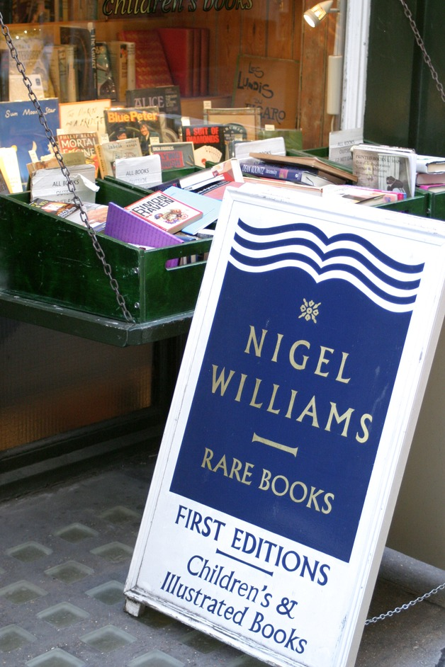 Nigel Williams Rare Books