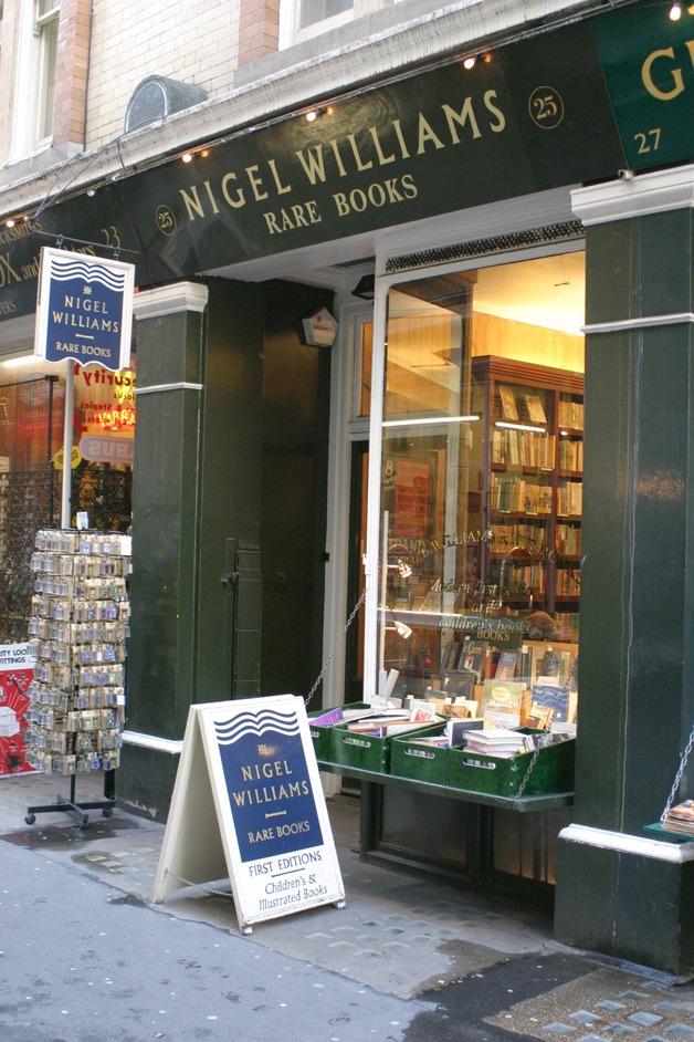 Nigel Williams Rare Books