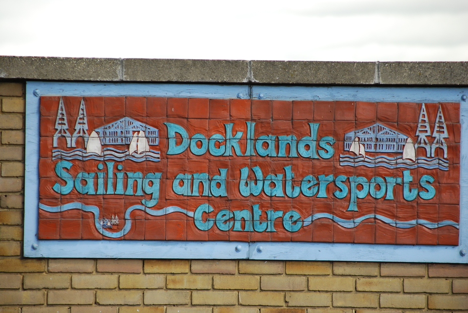 Docklands Sailing & Watersports Centre - Docklands Water Sports Centre