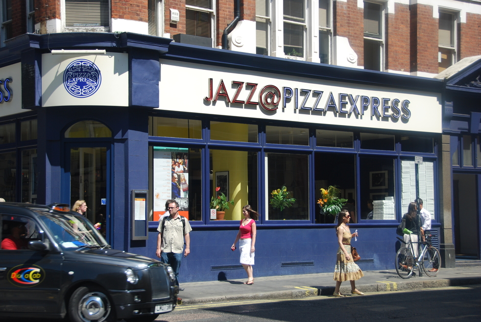 Pizza Express Jazz Club - Soho Pizza Express Jazz