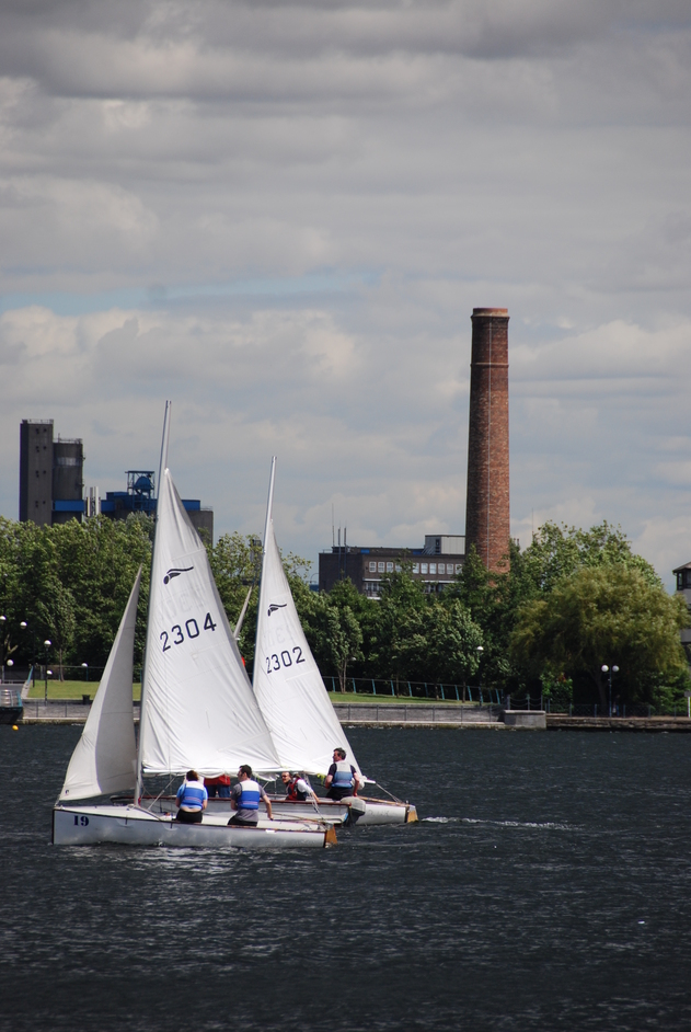 Docklands Sailing & Watersports Centre - Docklands Watersports Centre