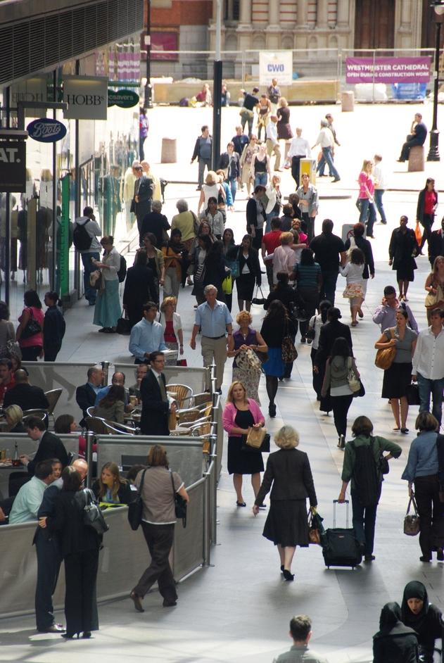 Cardinal Place Shopping Centre - Cardinal Place