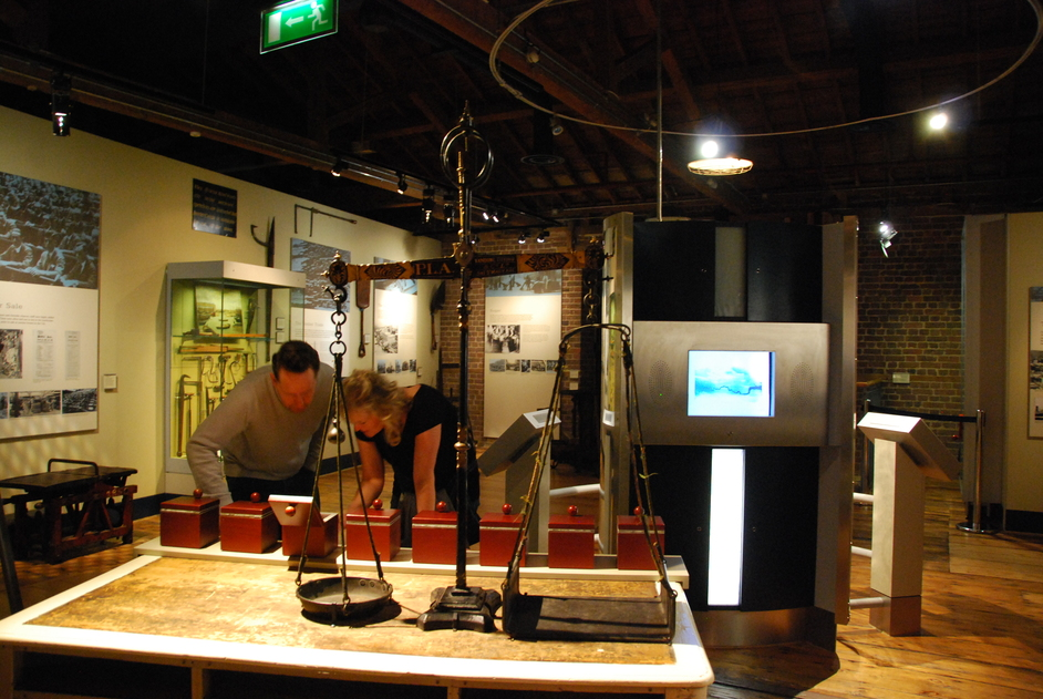 Museum of London Docklands - Docklands Museum