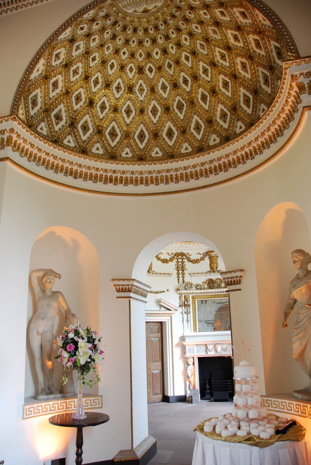Chiswick House - Chiswick House Interior