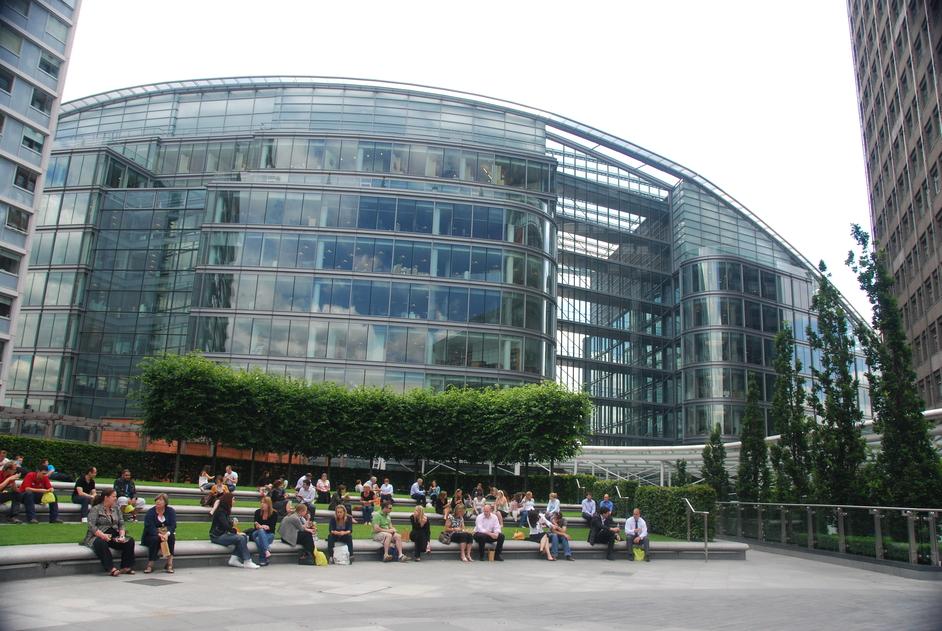 Cardinal Place Shopping Centre - Cardinal Place Exterior
