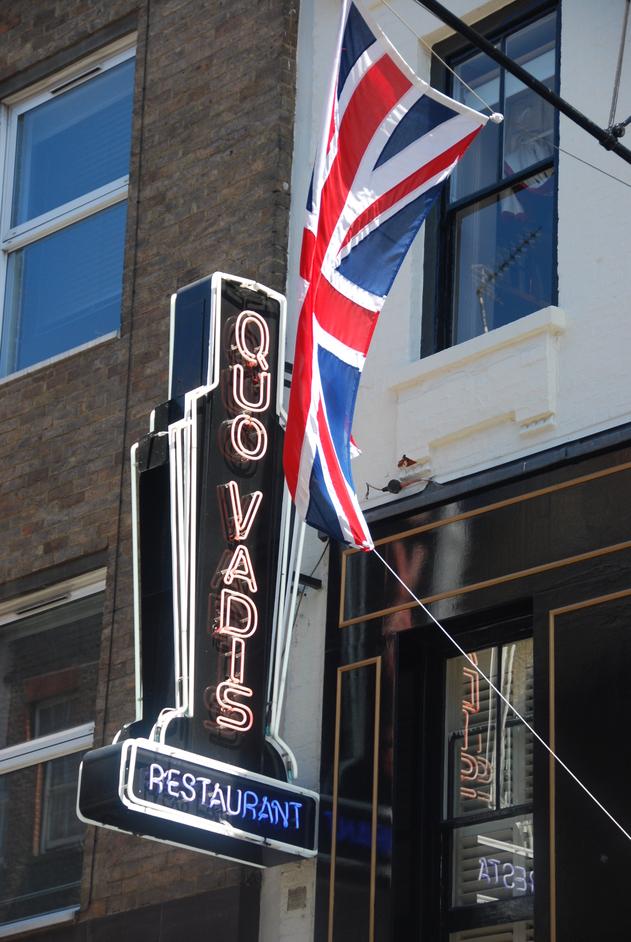 Royalty Mews - Quo Vadis In Soho