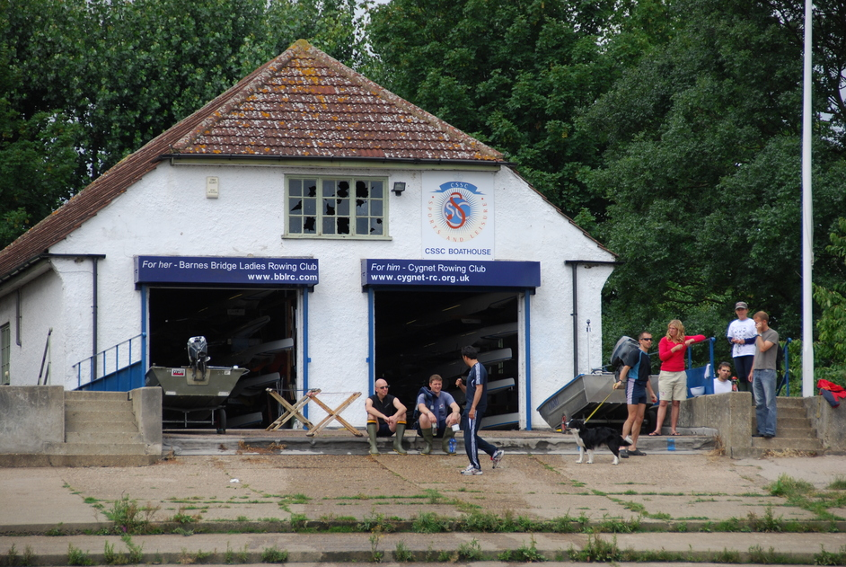 Cornwall Road - Barnes Rowing Club