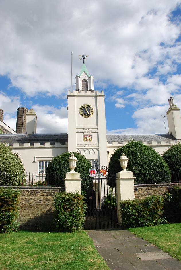 Greenwich - The Old Trinty Hospital