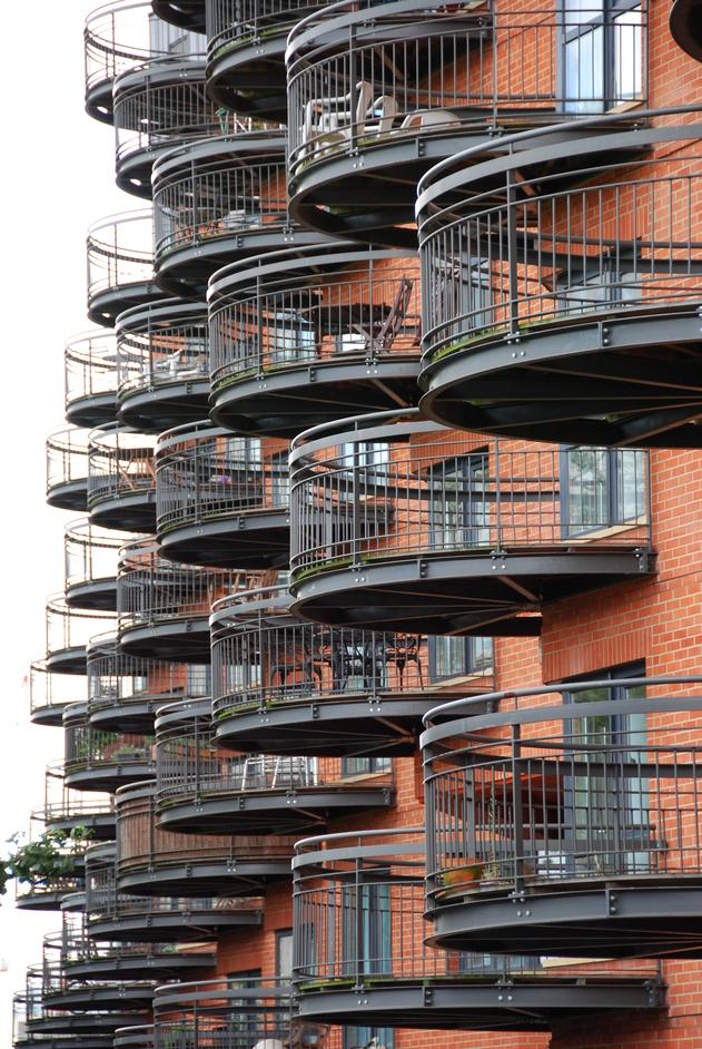 Tower Hamlets - Thames Riverside Apartments