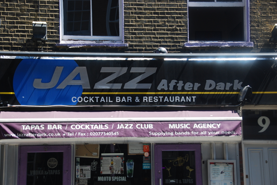 Jazz After Dark - Soho Jazz After Dark