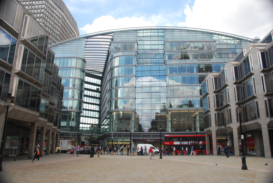 Cardinal Place - View Of Cardinal Place